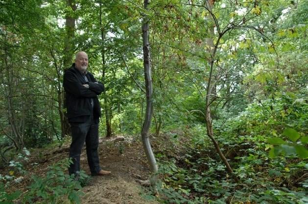 Oude piramide ontdekt bij Belgische grens