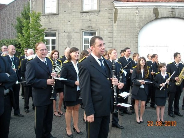 Harmonie Grote Spouwen neemt nieuwe start in 2013