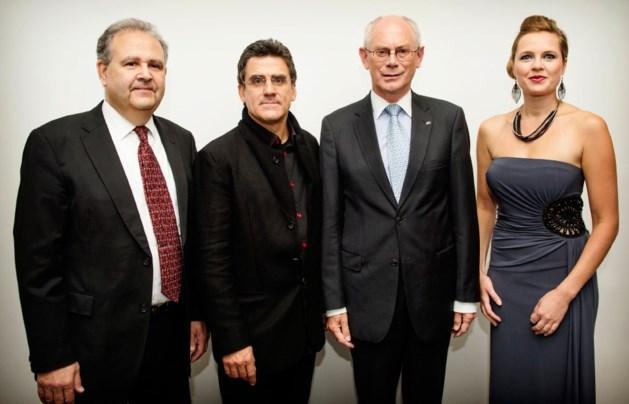 Dirk Brossé zet haiku's van Herman Van Rompuy op muziek