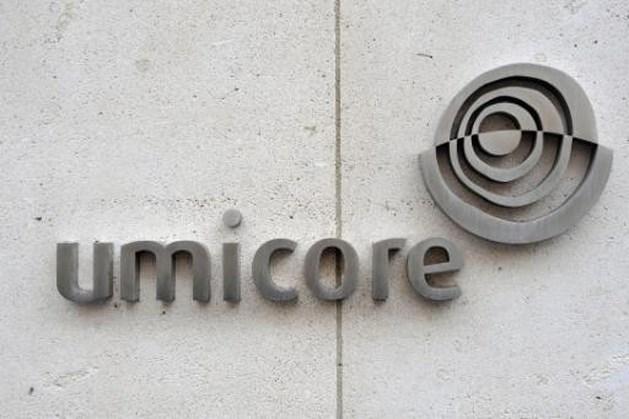 Umicore krijgt groen licht voor bouw nieuwe fabriek in Gangsha