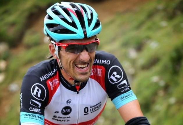 Fabian Cancellara stapt uit Ronde van Spanje