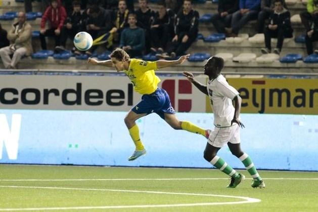 Debutant Aoulad bezorgt STVV overwinning