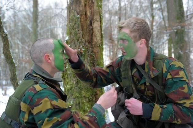 18-jarigen kiezen nog amper voor vrijwillige legerdienst
