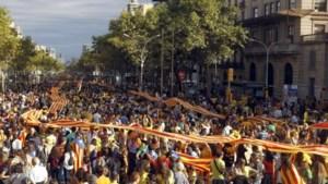 Madrid wijst referendum voor onafhankelijkheid Catalonië resoluut af