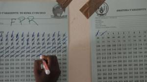 Paul Kagame wint verkiezingen in Rwanda