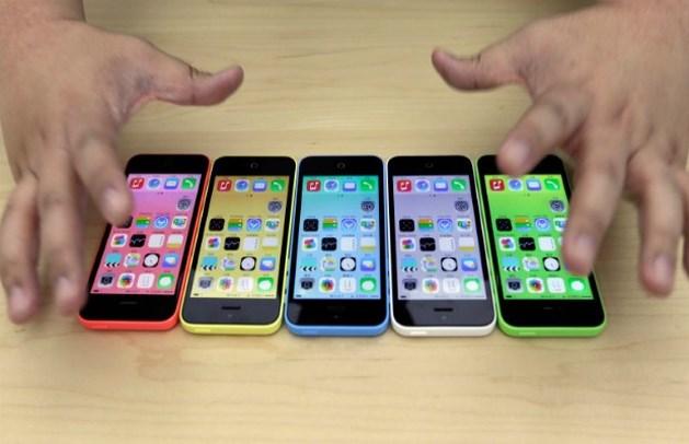 Apple verzwijgt pre-ordercijfers iPhone 5C