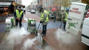 Bert Anciaux wil kauwgomfabrikanten vervuilingstaks laten betalen