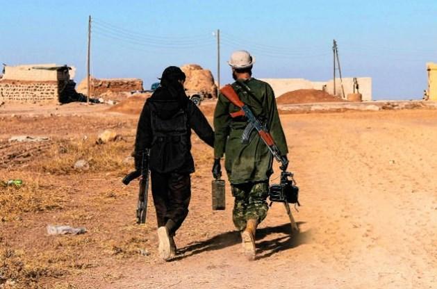 Vrouw Syriëstrijder krijgt leefloon terug