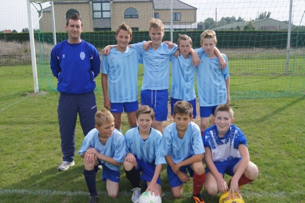 Eerstegraads van Harlindis en Relindis Kinrooi nemen deel aan Maasland-cup