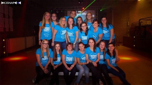 VKSJ Alken-Centrum maakt er weer een feestje van
