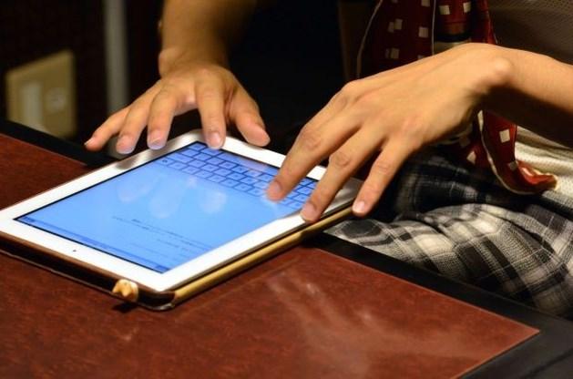 Gebruik van tablets in secundair onderwijs kent bijval