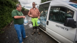 Watergroep compenseert inwoners Geetbets voor waterproblemen
