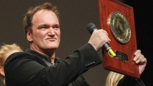 Quentin Tarantino wint prestigieuze Prix Lumière