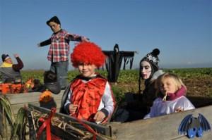 Halloweentocht en sprookjeswereld  in Herstappe