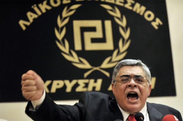 Grieks parlement draait geldkraan voor neonazi's dicht