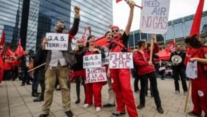 Meer dan 2.000 jongeren manifesteren in Brussel tegen GAS-wet