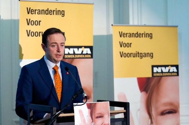 """De Wever: """"Dit confederaal model is ons ideaalbeeld"""""""