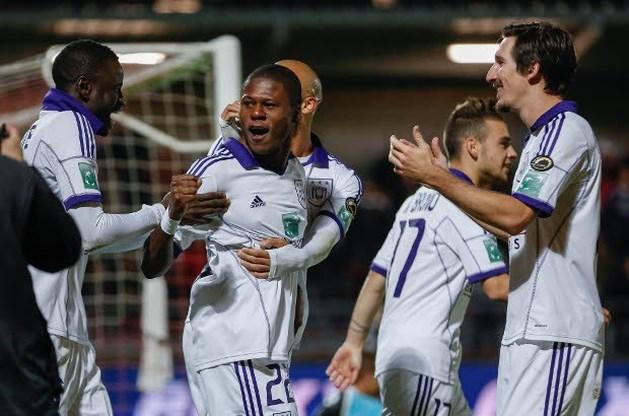 Anderlecht verslaat Oostende na futloze match