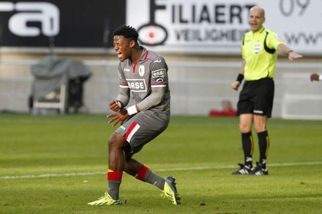 Standard Luik wint met kleinste verschil van AA Gent