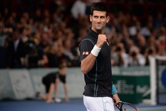 Novak Djokovic pakt tweede toernooizege in Parijs