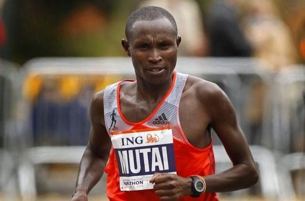 Keniaan Geoffrey Mutai wint voor de tweede keer op rij marathon van New York