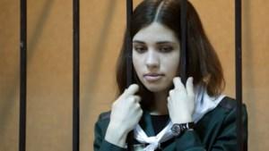 Rusland stuurt groepslid Pussy Riot naar Siberië