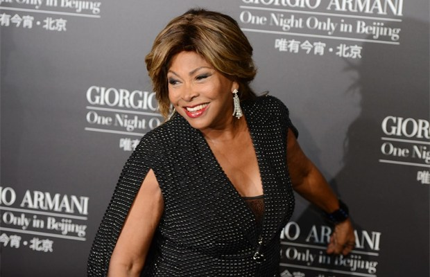 tina turner is niet langer amerikaanse