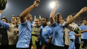 Uruguay zo goed als zeker van WK