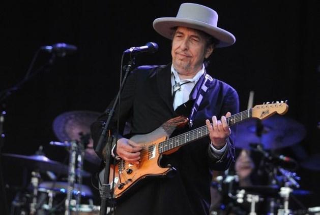 Beruchte gitaar van Bob Dylan geveild voor bijna één miljoen dollar