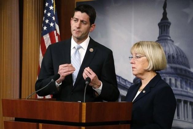 Begrotingsdeal in VS moet nieuwe 'shutdown' twee jaar lang onmogelijk maken