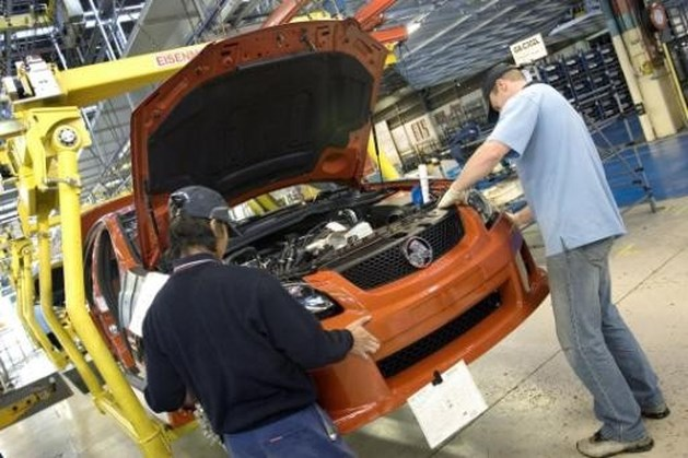General Motors sluit zijn Australische fabrieken