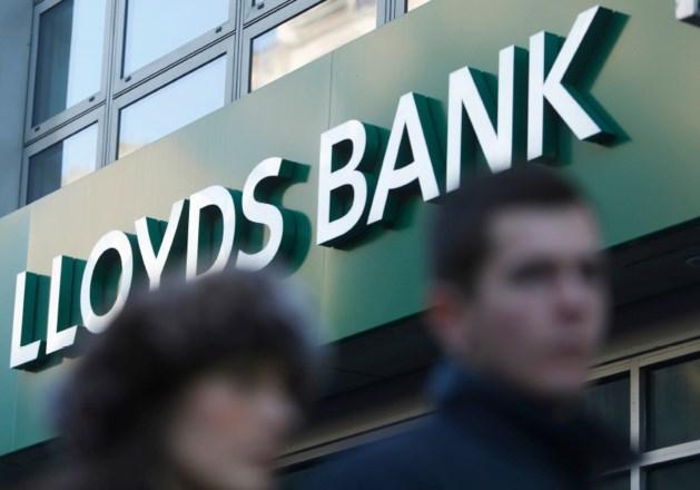 Recordboete voor Britse bank Lloyds