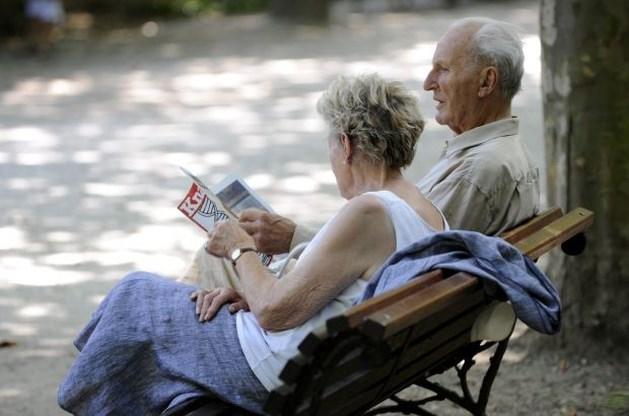Tegen 2060 twee actieven voor één gepensioneerde