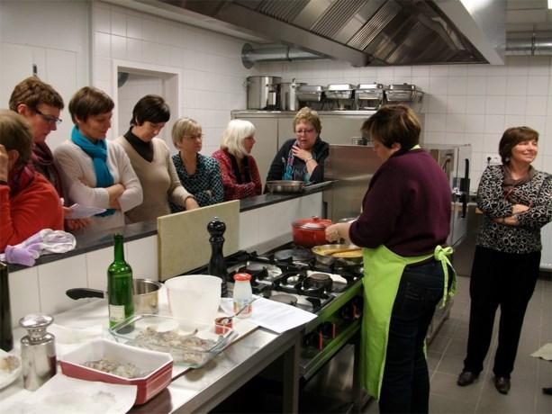 KVLV-dames maken heerlijke stoofpotjes en ovenschotels