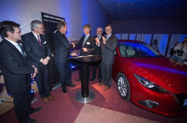 Mazda verkiest België boven Duitsland