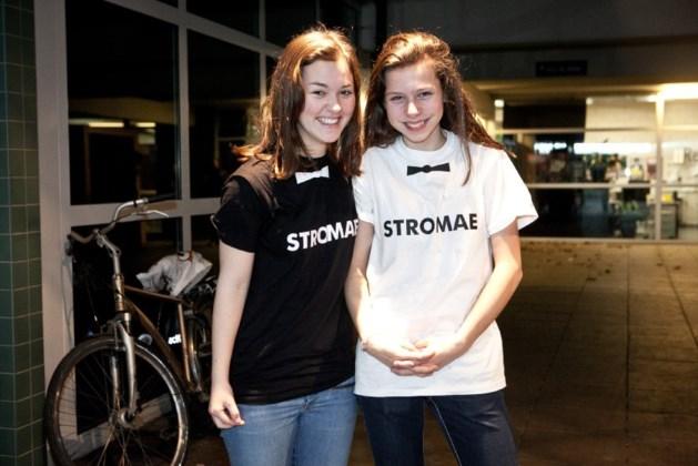 Geen hysterie voor Stromae in Trix