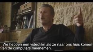 Vader voert met vrouw en kinderen actie tegen bezetters (video)