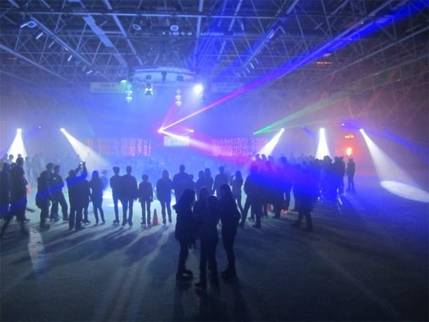 IJshal De Schaverdijn doet beroep op GROUP-PDA voor spectaculaire Disco Soiree