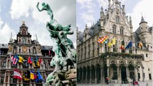 Antwerpen en Mechelen torsen enorme schuld