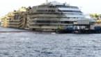 Duiker sterft tijdens bergingswerken aan wrak Costa Concordia