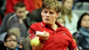 Goffin brengt stand België-Kazachstan in Davis Cup op 2-2