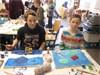 extern het opwermerke ademt kunst in 10 daags project