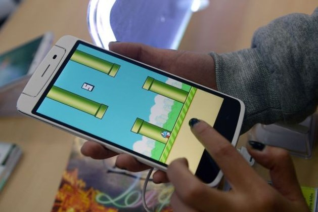Imitaties 'Flappy Bird' duiken op