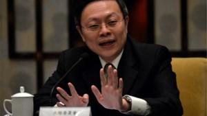 Historische gesprekken tussen China en Taiwan van start