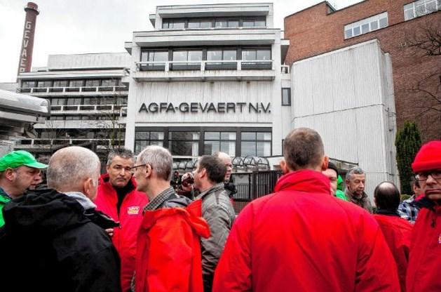 Staking bij Agfa-Gevaert houdt aan tot vrijdag