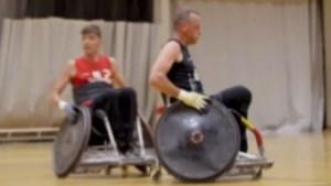 Wauters en Waes staken strijd na blessure