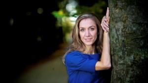 Nieuwsanker Hanne Decoutere is zwanger