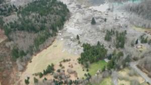 Nog 108 mensen na grondverschuiving in VS vermist