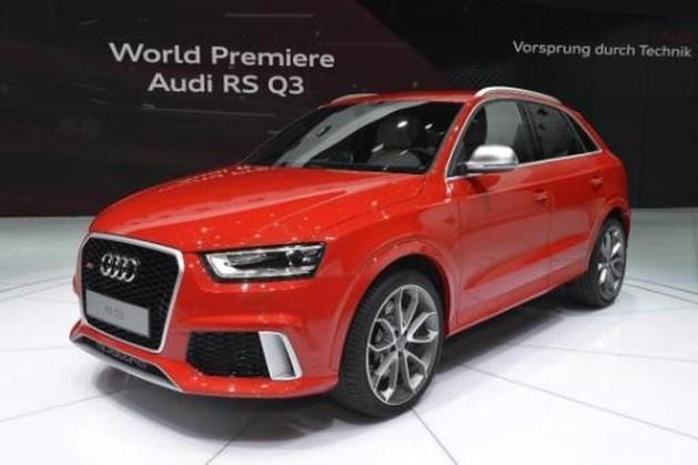 Audi bestudeert nieuw model voor Brussel