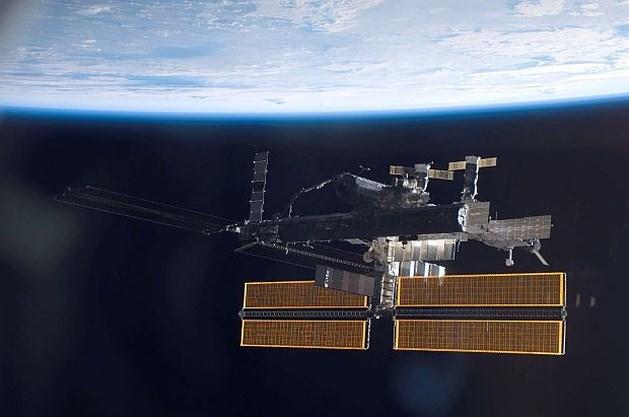 Nasa houdt alleen nog contact met Rusland voor internationaal ruimtestation